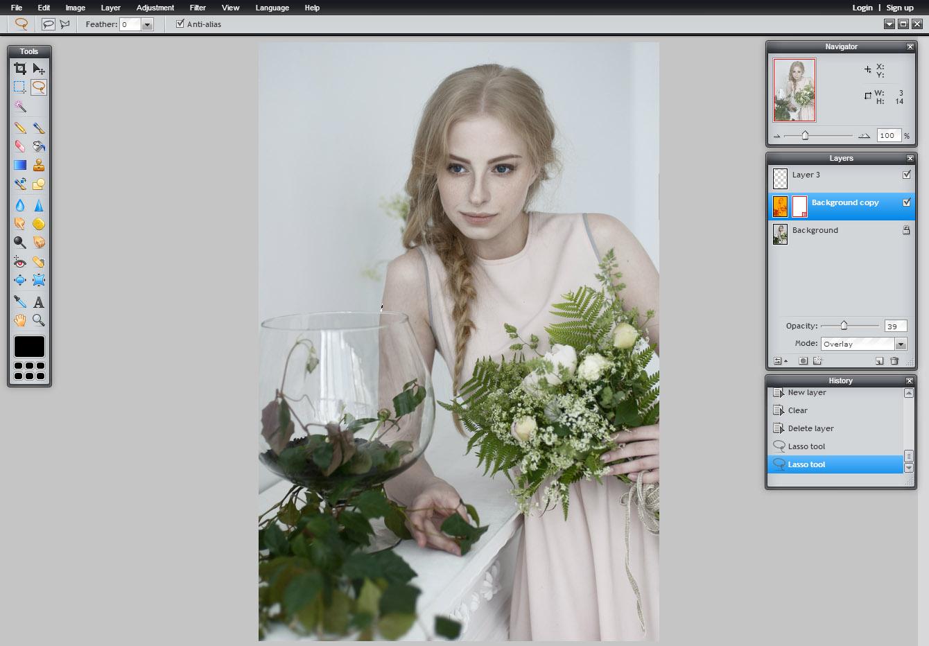 pixlr - czy to alternatywa dla Photoshop