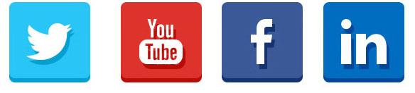 darmowe ikony społecznościowe