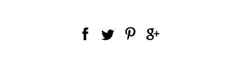 ikony spłecznościowe