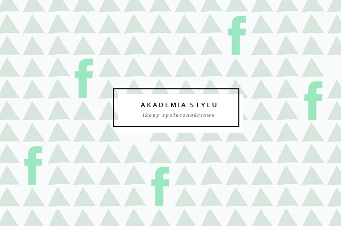 ikony społecznościowe na blog