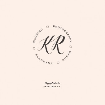 Logo okrągłe pieczątka