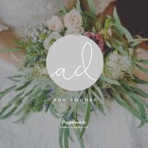 logo okrągłe na bloga