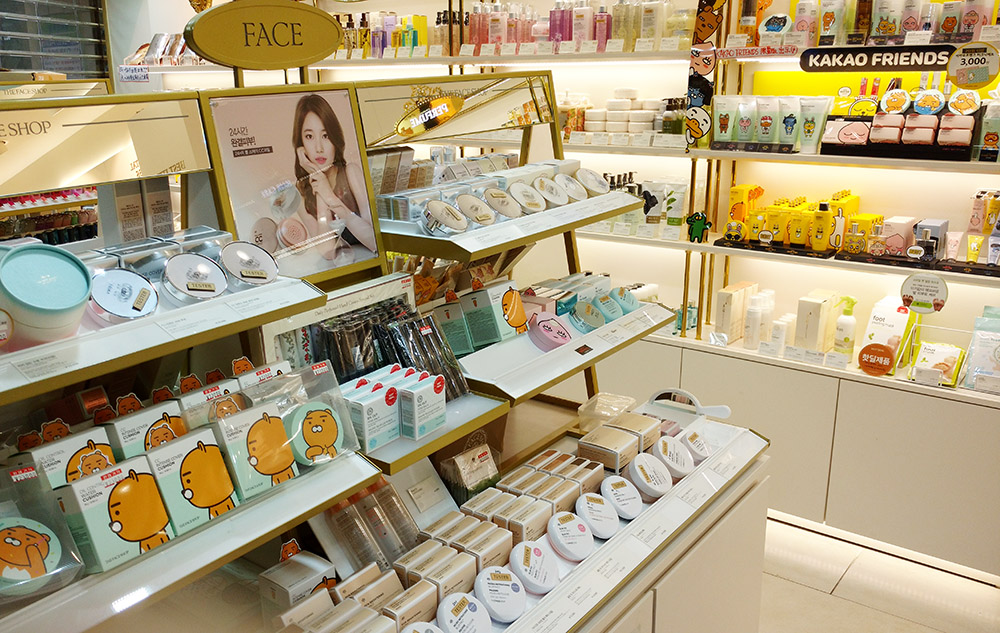 koreanskie kosmetyki the face shop